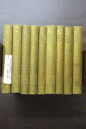 Goethes Werke. 9 Bände.
