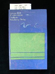 Zu den Akten. Gedichte. 1. Auflage.