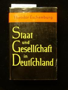 Staat und Gesellschaft in Deutschland. 21.-23. Tsd.