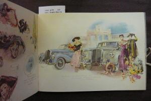 Das Auto und die Mode. 1. Auflage.