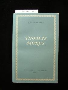 Thomas Morus. 1. Auflage.
