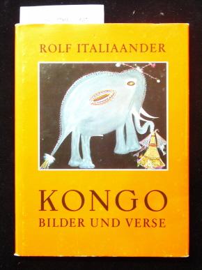 Kongo. Bilder und Verse. 80.-85. Tsd.