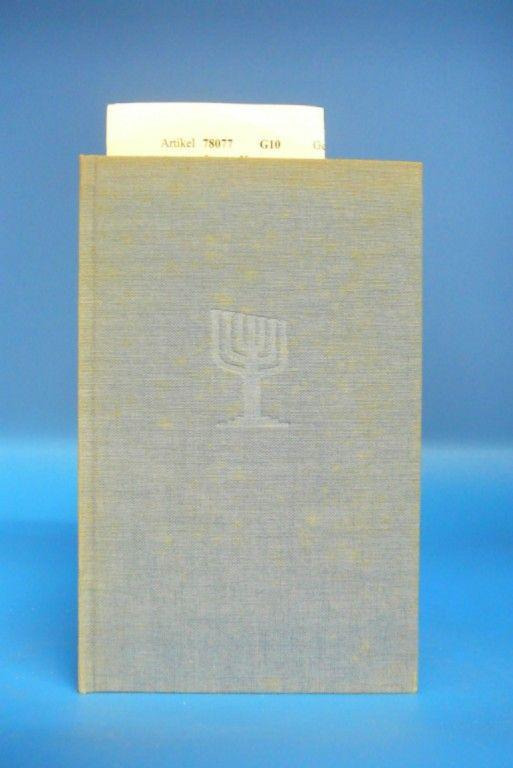 Israel - Junger Staat auf altem Grund. mit 13 Aufnahmen , 3 Karten, 7 Schaubilder.