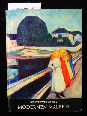 Meisterwerke der modernen Malerei. o.A.