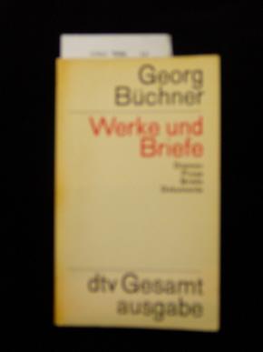 Werke und Briefe. Dramen -Prosa-Briefe- Dokumente. 4. Auflage.