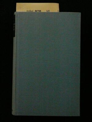 Griechische Literaturgeschichte. o.A.