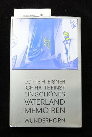 Lehmann, Wilhelm. Meine Gedichtbücher.