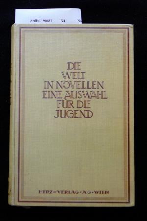 Polzer, Victor. Die Welt in Novellen. Slawen-Romanen-Exoten. o.A.