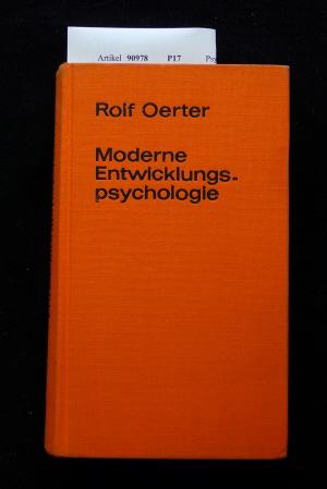 Moderne Entwicklungspsychologie. 10. Auflage.