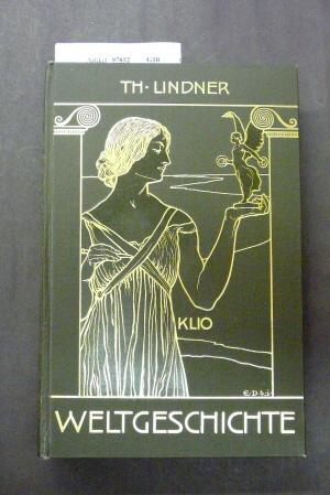 Lindner, Theodor. Weltgeschichte seit der Völkerwanderung - 2. Band (Zweiter Band). In neun Bänden.