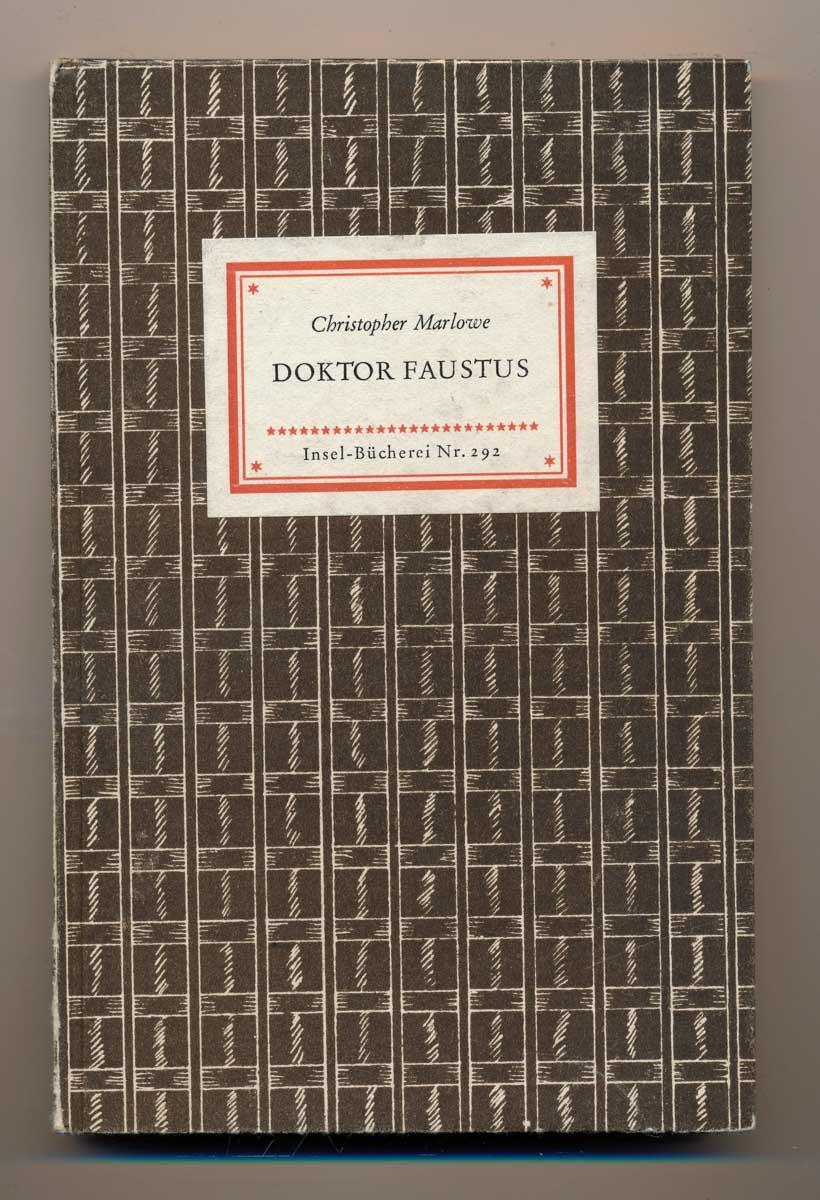 Die tragische Historie vom Doktor Faustus.