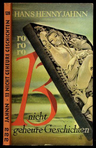 Jahnn, Hans Henny 13 nicht geheure Geschichten.