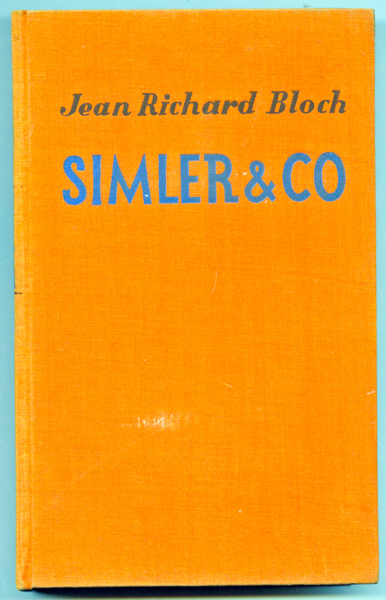 Simler & Co.. Dt. von Paul Amann.