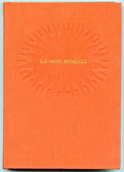 La Nuit Bengali. Roman.