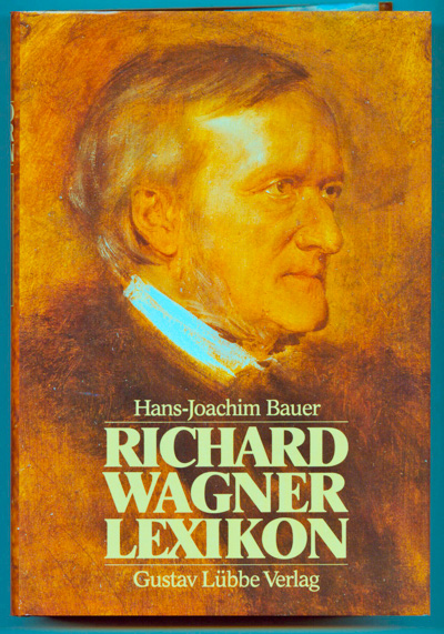 Richard Wagner-Lexikon.