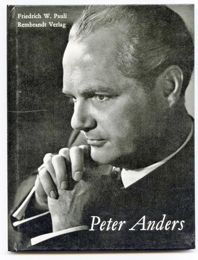 Pauli, Friedrich W. Peter Anders.