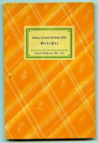 Gedichte. 1. Aufl.