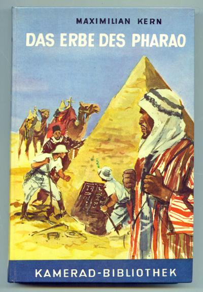 Das Erbe des Pharao. 26.-35. Tsd.