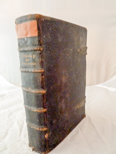 Diurnal du Breviaire Romain a l`Usage des Religieux et Religieuses des trois Ordres du Séraphique Père S. Francois.