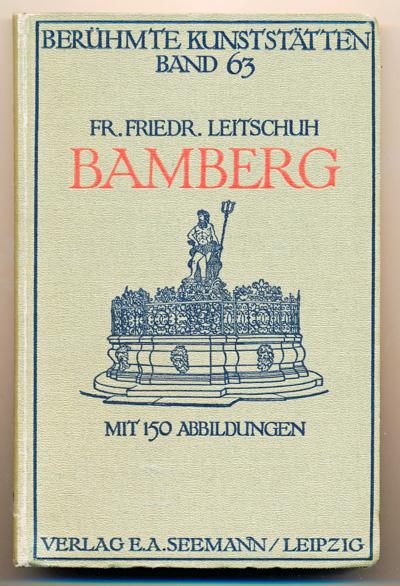 LEITSCHUH, Fr. Friedrich Bamberg.