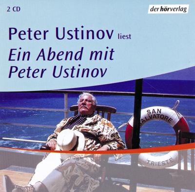 Peter Ustinov liest: Ein Abend mit Peter Ustinov (Audio-CD).