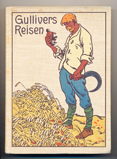 SWIFT, Jonathan Gullivers Reisen in unbekannte Länder. Eine Erzählung für die Jugend, nach J.S. frei bearb. von Franz Hoffmann. 2. Aufl.