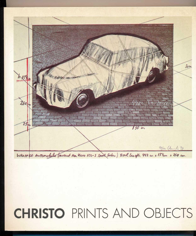 CHRISTO Prints and Objects 1963 - 1987. A Catalogue Rainsonné, edit. by Jörg Schellmann und  Joséphine Benecke. Text in deutsch und englisch / text in german and english.