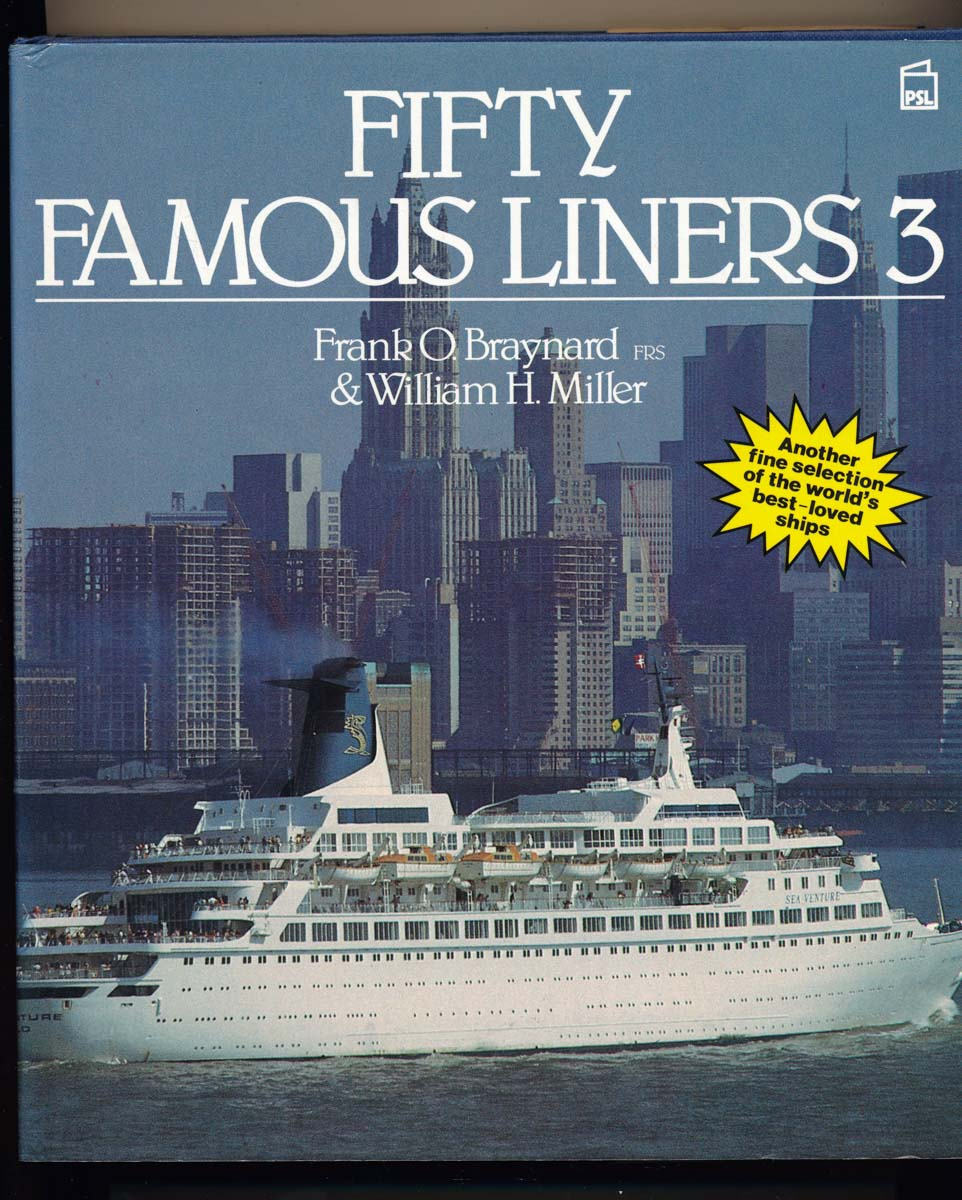 Fifty Famous Liners 3.