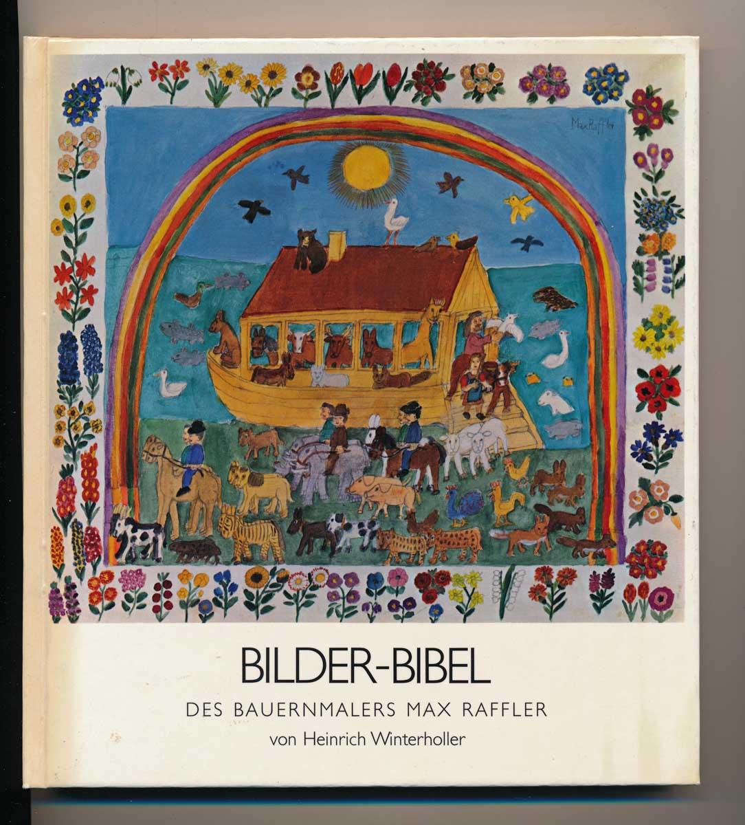 Bilder-Bibel des Bauernmalers Max Raffler.