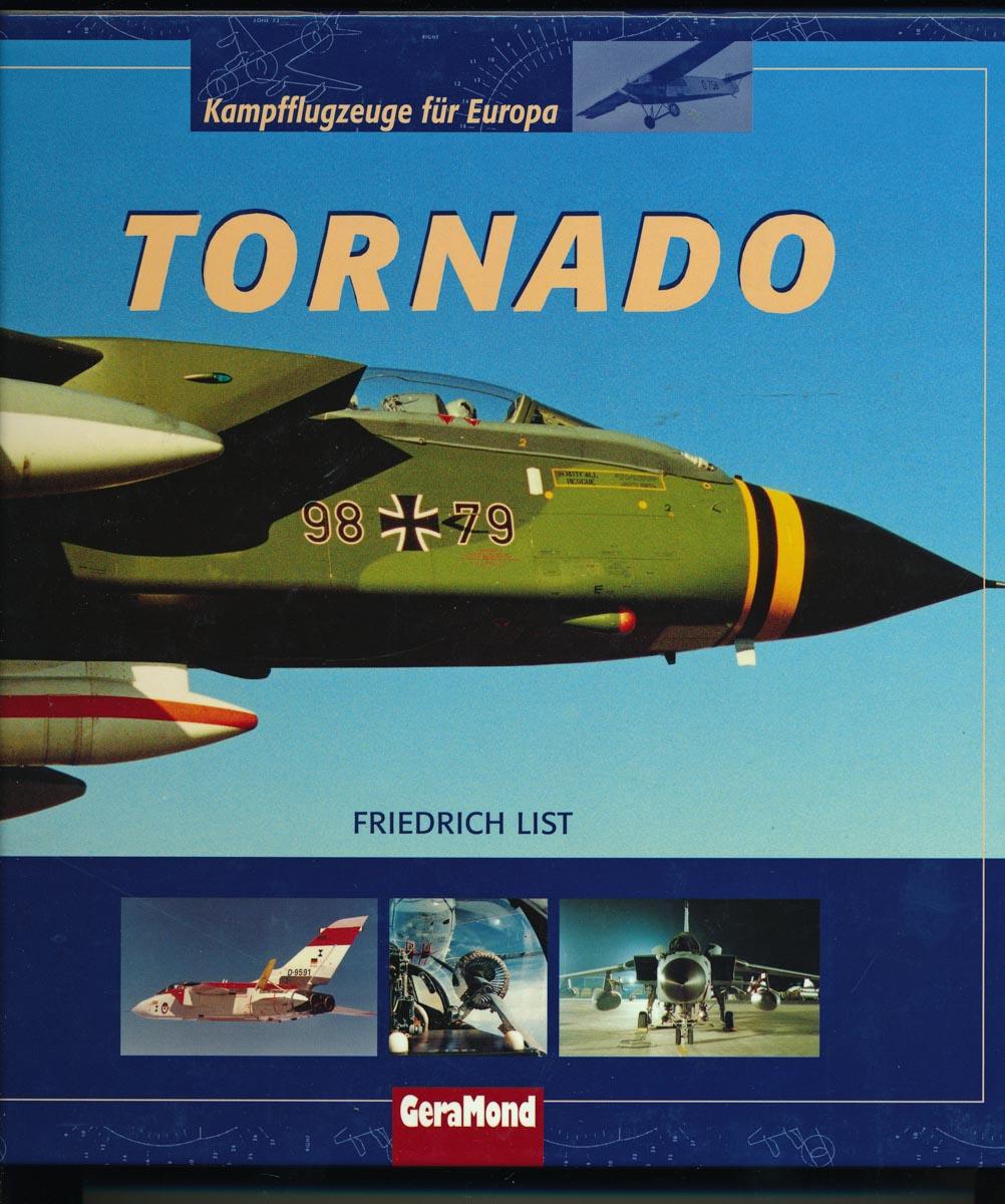 Tornado. Kampfflugzeug für Europa.
