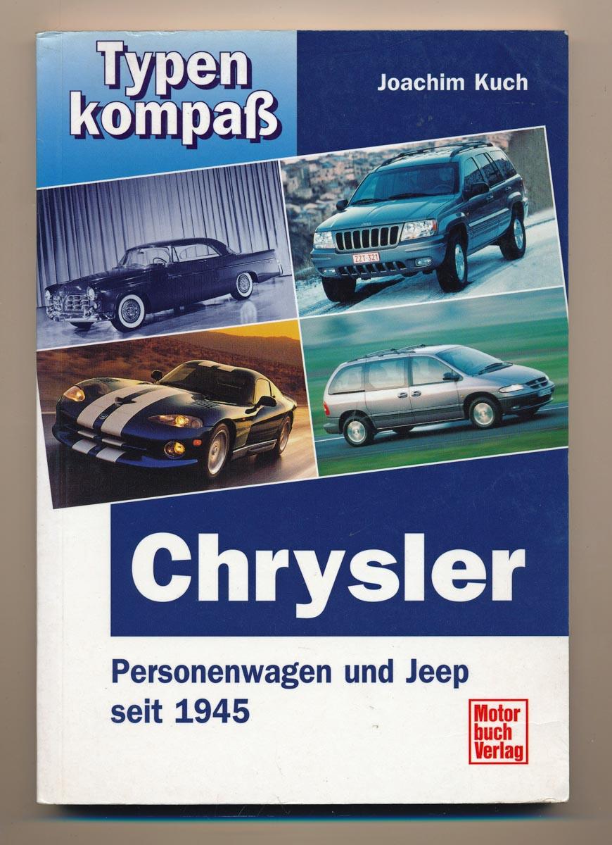 Chrysler Personenwagen und Jeep seit 1945.