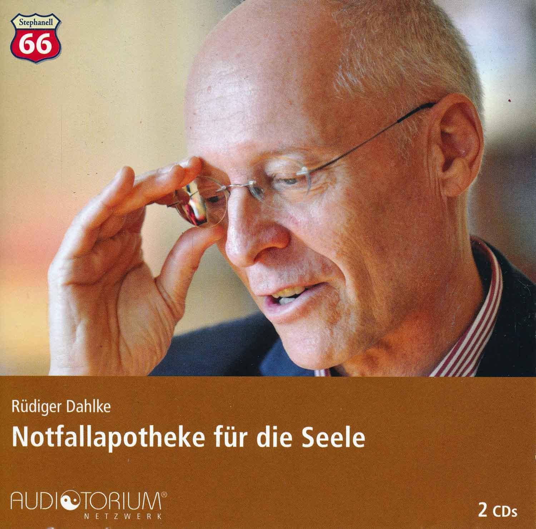 Notfallapotheke für die Seele. Audio-CD (2 CDs).