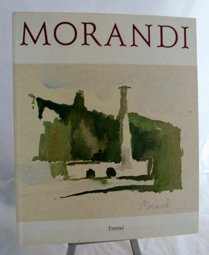 GÜSE, Ernst-Gerhard / MORAT, Franz Armin (Hrg.) Giorgio Morandi. Gemälde - Aquarelle - Zeichnungen - Radierungen.