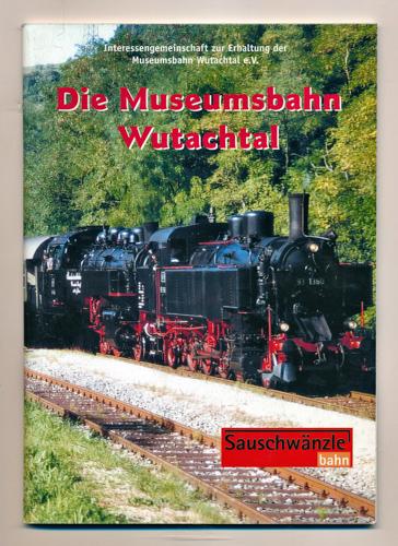 Die Museumsbahn Wutachtal, `Sauschwänzlebahn`.