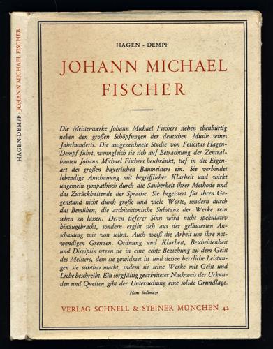 Der Zentralbaugedanke bei Johann Michael Fischer. 1. Aufl.