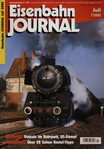 Eisenbahn Journal Heft 7/2002 (Juli 2002).