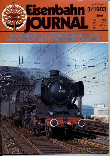 Eisenbahn Journal Heft 3/1983 (Juni 1983).