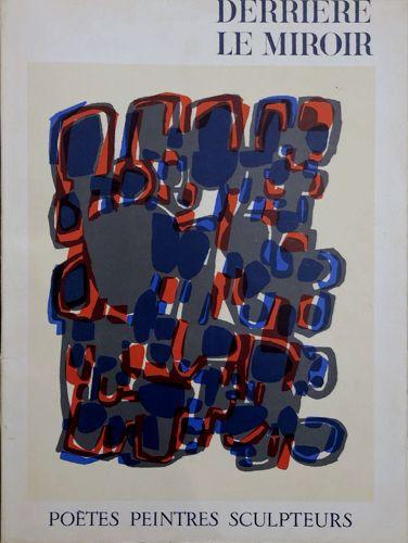 Derrière le Miroir No. 119: Poètes, Peintres, Sculpteurs.