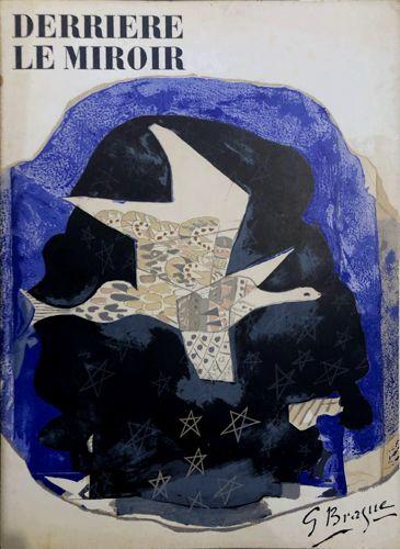 RUSELL, Georges (Text) Derrière le Miroir No. 115: Georges Braque.