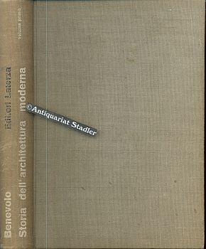 Storia dell´architettura moderna. Volume primo.