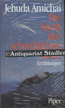 Die Nacht der schrecklichen Tänze. Erzählungen.