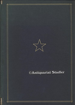 Hesperus. Ein Jahrbuch. Erste Ausgabe.
