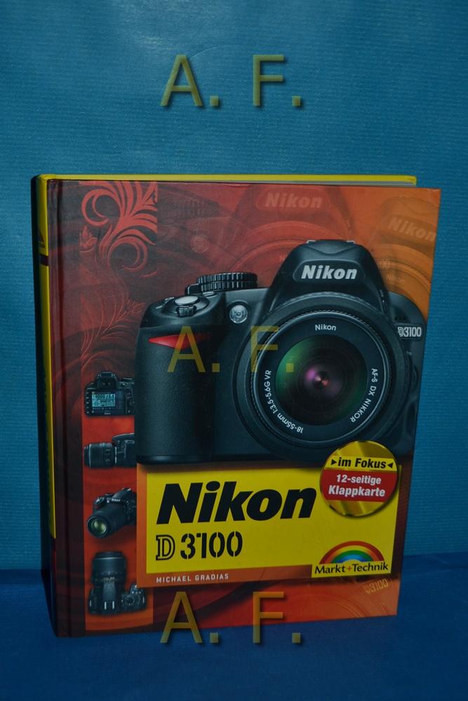 Nikon D3100 / Klappkarte fehlt. - Gradias, Michael