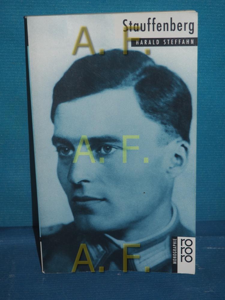 Claus Schenk Graf von Stauffenberg (Rowohlts Monographien 520)  Orig.-Ausg. - Steffahn, Harald