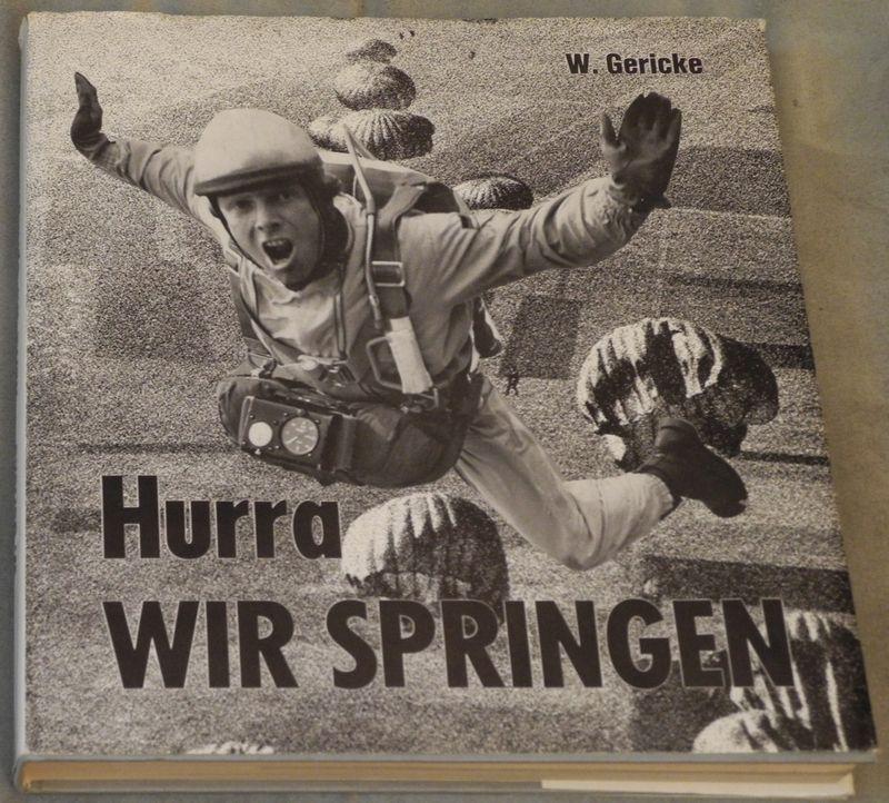GERICKE, Walter Hurra wir springen.