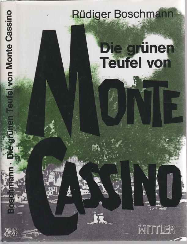 Die grünen Täufeln von Monte Cassino.