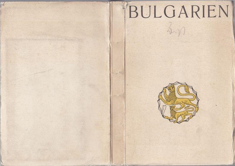 Bulgarien. Hrsg. von der Generaldirektion der bulgarischen Staatseisenbahnen und Häfen.