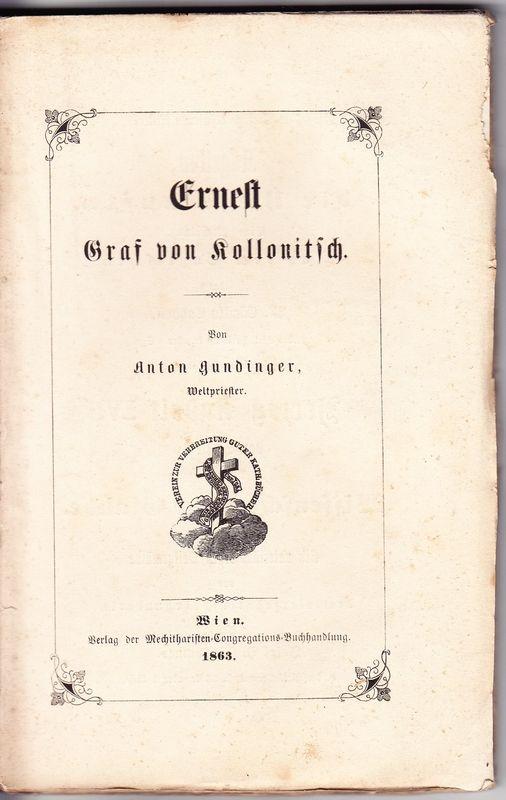 Ernest Graf von Kollonitsch.