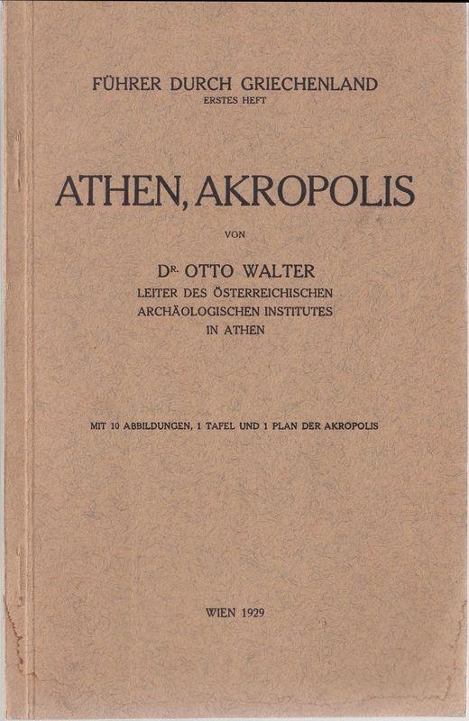 Athen, Akropolis.