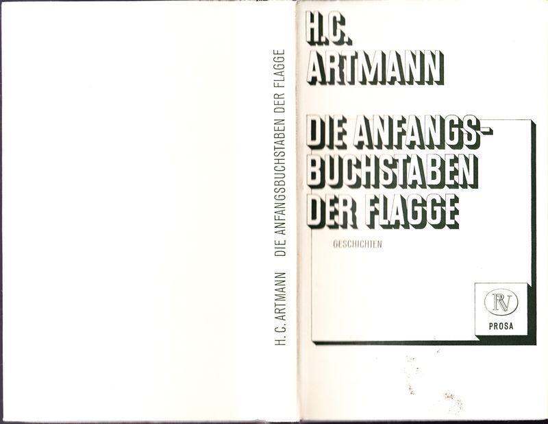 Die Anfangsbuchstaben der Flagge. Geschichten für Kajüten, Kamine und Kinositze.